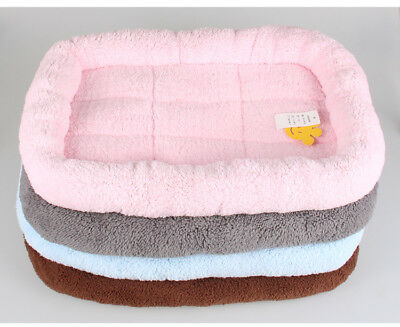 Big Pet Dog Cat Bed Puppy Cushion House Soft Warm Kennel Mat Blanket Washable