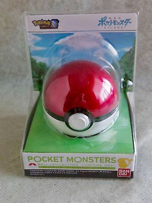 JAPAN BANDAI POKEMON Poké Ball Collection ULTRA 02 Luxury Ball with Mint Tablet