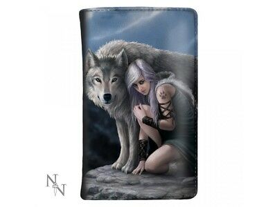 Anne Stokes purse & wallet combination featuring  the Protector design