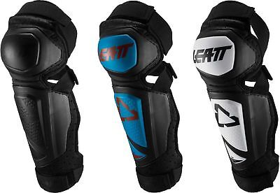 Leatt 3.0 Ext Knee & Shin Guards - Motocross Dirtbike Multiple Size & Color