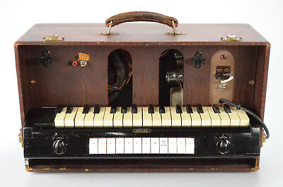 Vox Jennings Univox Tube Organ Synthesizer Synth Owned by Brendan O'Brien #32490