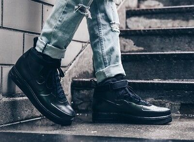 Nike Air Force 1 Foamposite Cupsole 'Light Carbon Black