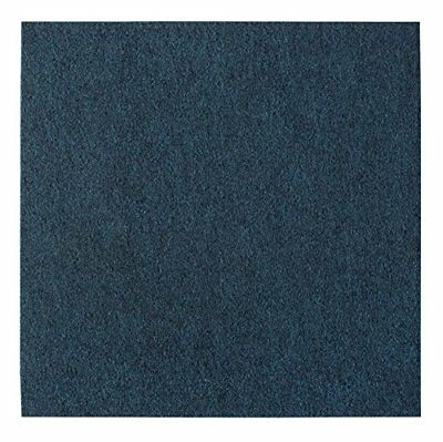Self-adhesive Felt Carpet Tiles Pack 8m² , 40x40 Each, Available In Various C