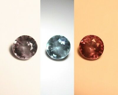 0.42ct Bekily Blue Colour Change Garnet - Worlds Rarest Garnet