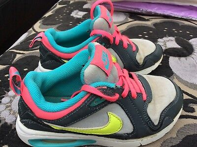 Girls Infant Size 12 Max Trainers Nike Air Fxdw7px8