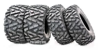 27x9-14 ATV Front Tire Set for 16-17 Polaris General 1000 EPS Bighorn Style 2