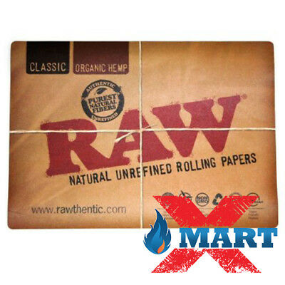"""RAW Classic Large Counter Mat Mouse Pad Dab Oil Absorbent Dabpad 12""""x16"""""""
