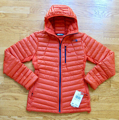 WOMENS XS THE NORTH FACE TNF PREMONITION 800 GOOSE DOWN