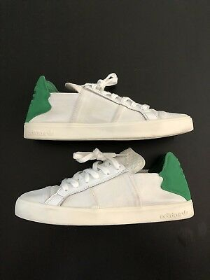 0f1ebbb41519 adidas Elastic Lace Up Pharell Williams - White - Mens Size 8.5 Pre Owned