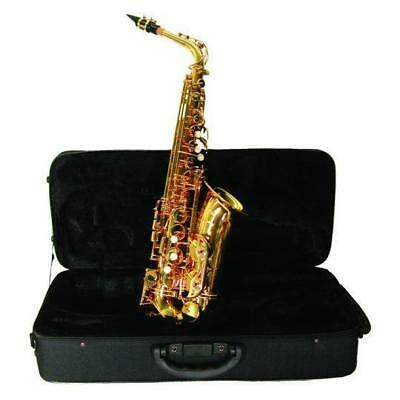 Alto Saxophone with Case SX75Y Instrument BAND