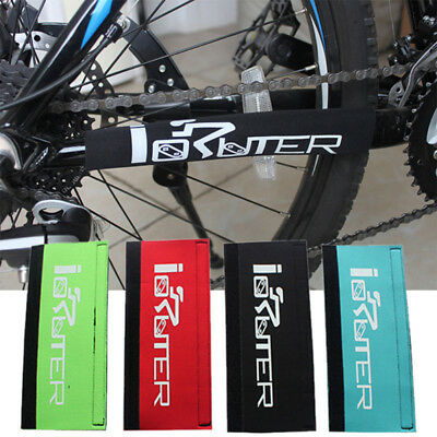 Cycling Bicycle Bike Frame Chain Stay Protector Guard Nylon Pad Cover Wrap New