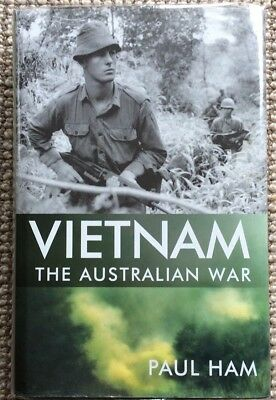 Vietnam The Australian War By Paul Ham. Hbdj