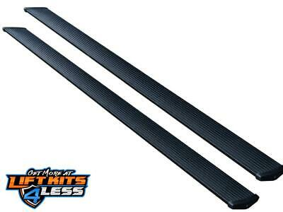 AMP Research 75154-01A-B Blk PowerStep for 2015-19 GM 2500/3500 Extended/Crew