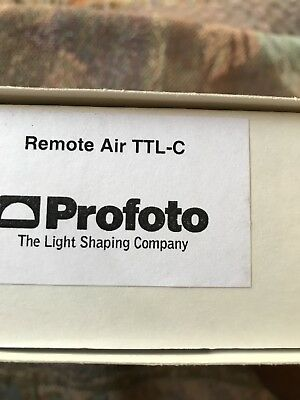 Profoto Air Remote TTL-C for Canon . SHIPP TO US ONLY