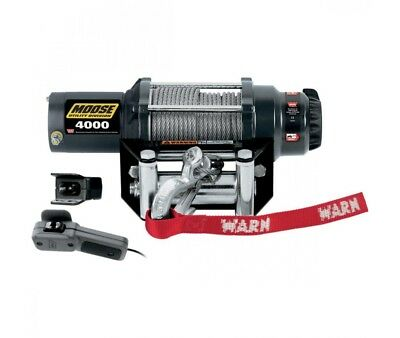 WINCH MOOSE 4000 FOR QUADS 1814 Kg-SYNTHETIQUE4505-0484