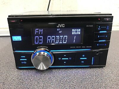 Subaru Jvc Double Din car radio stereo Cd Mp3 with USB Player and Aux In
