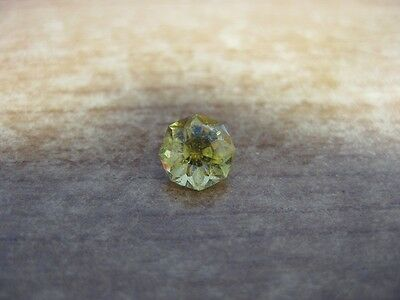 1.7ct Golden Beryl - SI Custom Cut