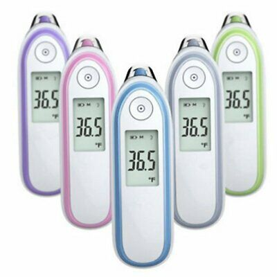 AU Non-Contact IR Ear Thermometer - Human Body Baby Adult Tympanic Temperature