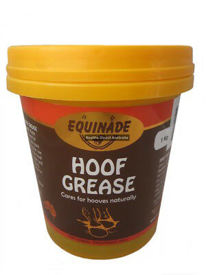 Equinade Hoof Grease 1kg horse natural care stockholm tar moisturise ACP-166