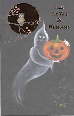Halloween Card with Envelope General