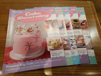 DeAgostini Cake Decorating 141-145