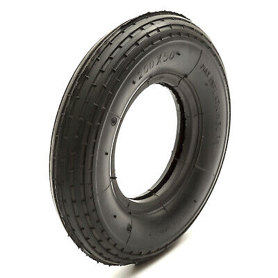 Electric E Scooter Tyre 200x50 Treaded Fits 4 Inch 4'' Wheels 200 x 50 / 8x2''