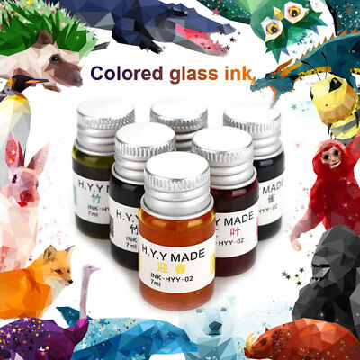 1352 7 Ml Non Carbon Ink Writing Calligraphy Smooth Color Ink