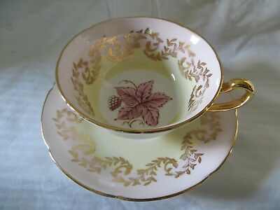 Royal Grafton Tea Cup and Saucer