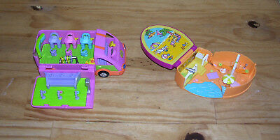 Lot de 2 boites Polly Pocket Bluebird