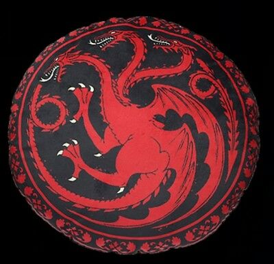 game of thrones Cuscino Targaryen