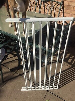 BABYDAN DOG GATE PET OR BABY EXTRA TALL SAFETY GATE -  BRAND New