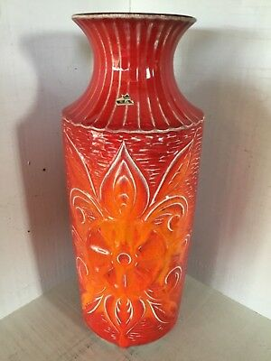 BAY Vintage keramik ceramic vase 68 40 West German Pottery –  mint condition