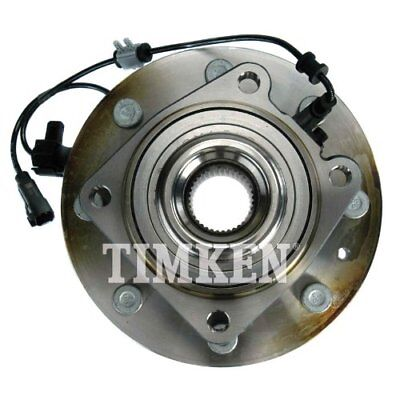 SP620303 Wheel Bearing and Hub Assembly Front Timken SP620303