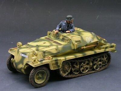 King & Country - WS101 -  Sd. Kfz. 252 Transporter - OVP