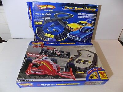 Hot Wheels Electric Racing Street Sd Challenge Target Championship