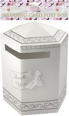 Wedding Card Post Box Engagement Party Receiving Box