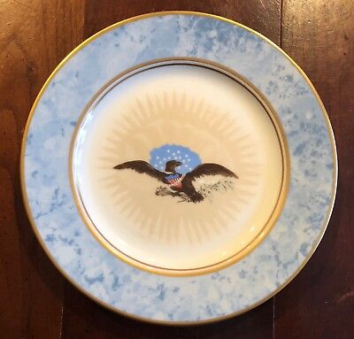 1986 Woodmere White House ANDREW JACKSON PLATE Ltd. Ed. 1250B