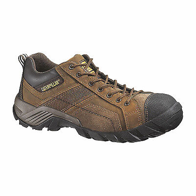 Men's Argon Safety Toe Leather Boot, Wide, Size 13