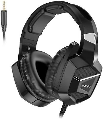 Gaming Headset for PS4,XBOX1 (Black)