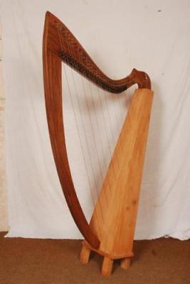 36 String Lever Harp Folk Harp Celtic Harp With Free Deluxe Bag and Tunning Key