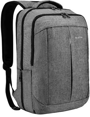 17 Inch Laptop Backpack for Men Women Business Travel Bag Casual School Rucksack