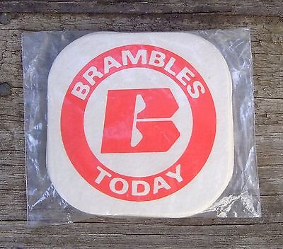 Security Services - Brambles - Advertising Drink Coasters X 6