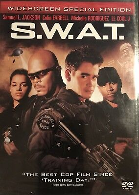 S.W.A.T. DVD Widescreen Special Edition - NEW Factory Sealed