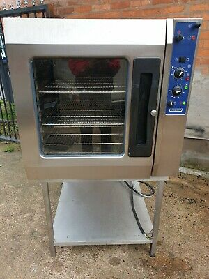 Hobart 20 Grid Convection Combi Steam Oven Steamer Peri Pery Tested Electric