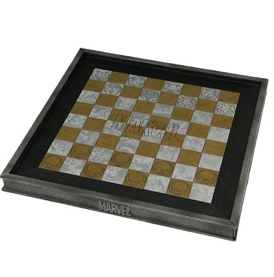 MARVEL CHESS Collection BOARD Brand NEW ORIGINAL LARGE EAGLEMOSS