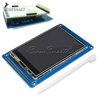 """3.2"""" 320x240 Mega Touch TFT LCD Screen Shield Expansion Board Module For Arduino"""