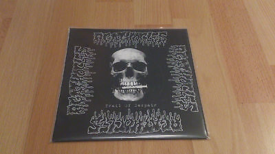 Agathocles/Nunslaughter Split 7""