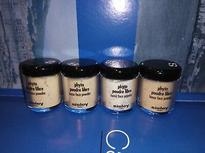 Sisley Phyto Poudre Libre tester 2 gr different shades