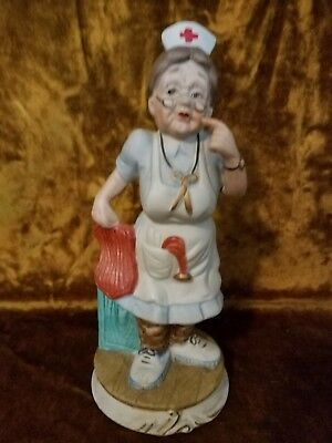 Nurse Figurine Duncan Royale
