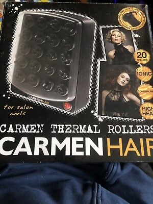 Carmen Thermal Heated Rollers